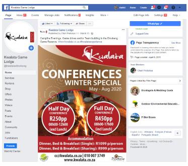 portfolio facebook-social-media-advertisement